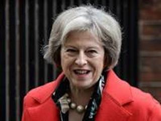 mi British Prime Minister Teresa May 06 09 2017