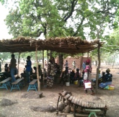 A Simple Church in West Africa