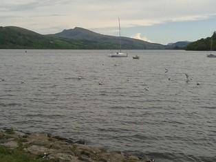 Bala Lake small