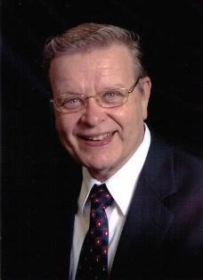 Bill Bray portrait