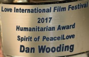 Dans award in Beverly Hills