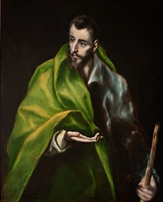 El Greco St. James the Greater smaller