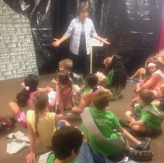 Orality in Vacation Bible School