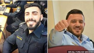Two killed policemen in Jerusalem