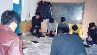 Underground Christians in North Korea smaller