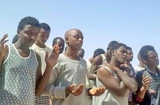 mi eritrean christians worship in egyptian prison 07 06 2017