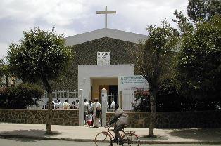 Anglican church in Eritrea