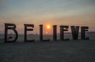 Believe smaller