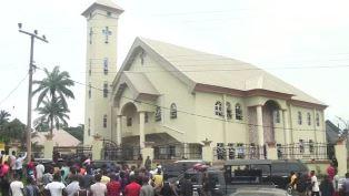 Church attacked in Nigeria smaller