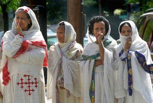 Eritrean mothers