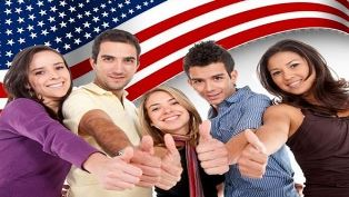 Internatioal students give thumbs up