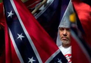 KKK at Charlettesville