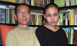 Lam and wife