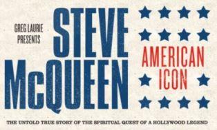 Steve McQueen movie poster smaller