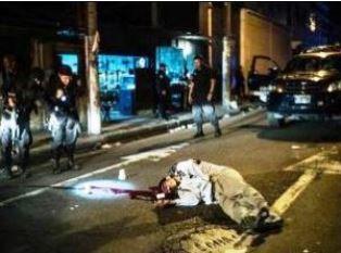 Another murder in El Salvador