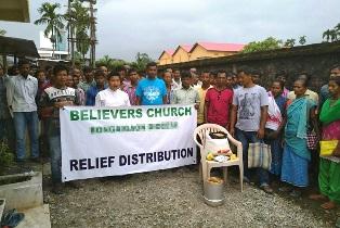 Believers church flood relieft gfa