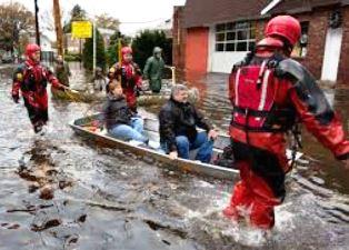 Hurricane rescue smaller