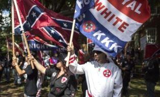 White racism at UNVA smaller