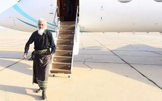 mi Fr Uzhunnalil arrives in Muscat Oman 09 20 2017