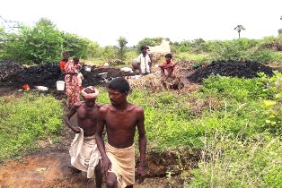 Being freed from Bonded Labor smaller