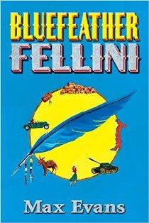 Blue Feather Fellini smaller