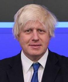 Boris Johnson smaller