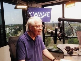 Dan at KWVE smaller