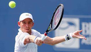 Israeli tennis player Dudi Sela