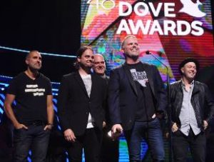 MercyMe at Dove Awards use this one