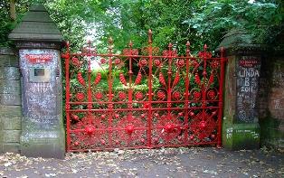 Strawberry Field gate smaller