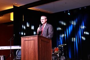 Arnold Enns President CEO of COICOM smaller