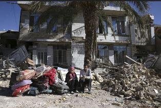 Iran earthquake 2017