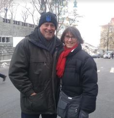 Jeff and Paula in Ukraine smaller