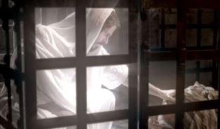 Jesus brings blanket smaller