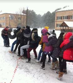 Kids enjoying winter camp smaller