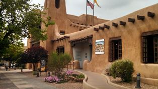 New Mexico Museum of Art smaller