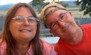 Sean Wheeler with his wife Facebook smaller