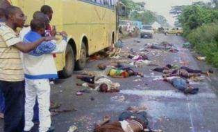 Slaughtered Nigerian Christians smaller