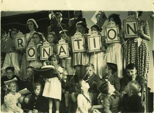 Sparkbrook Sunday School in 1953 smaller