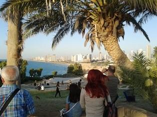 Tel Aviv smaller