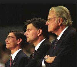 Will Franklin and Billy Graham.jpg smaller