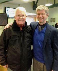 Dan Wooding and Charles Gardner smaller