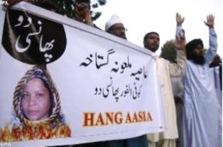 Hang Asia Bibi use