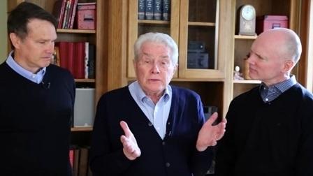 Luis Palau / YouTube screenshot