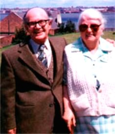 Alf and Anne Wooding