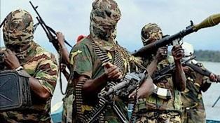 Boko Haram militants smaller