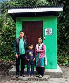 GFA toilet smalle