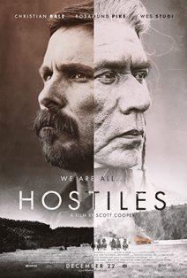 Hostiles poster smaller