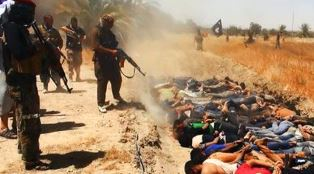 ISIS killing people in Iraqi town smaller