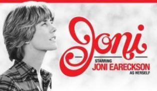 Movie poster for Joni smaller